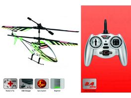 Carrera RC Helikopter Green Chopper 2