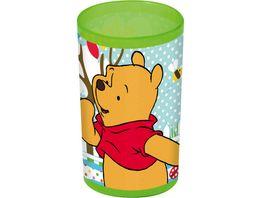 p os Winnie the Pooh Trinkglas