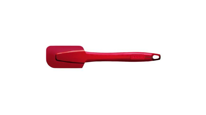 KAISER Topf und Teigschaber Kaiserflex Red 28 cm