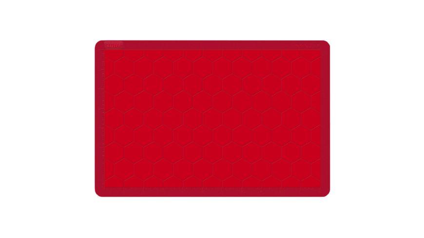 KAISER Backblech Auflage Kaiserflex Red 40 x 30 cm