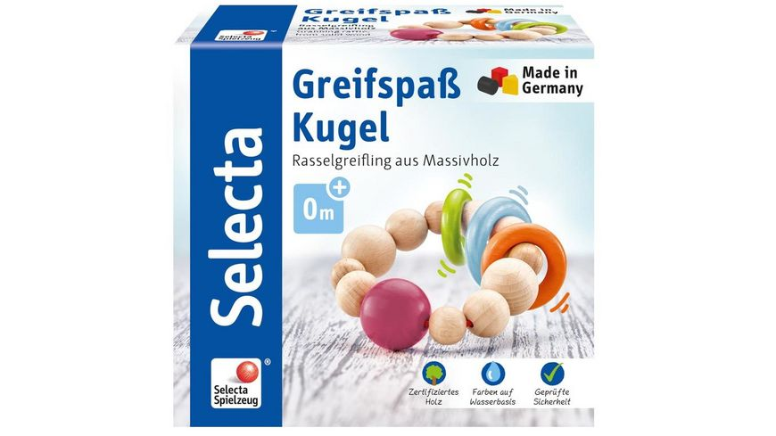 Me by Selecta 61000 Greifspass Kugel