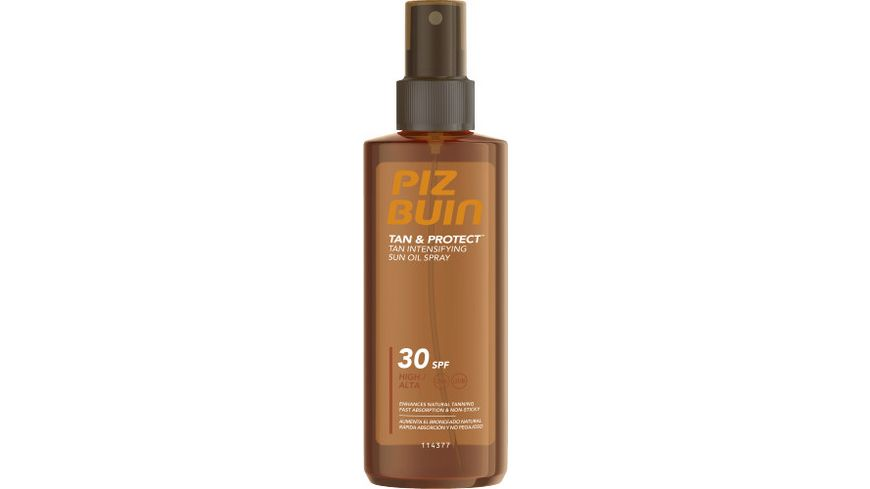 Piz Buin Tan&Protect Sonnenölspray LSF 30