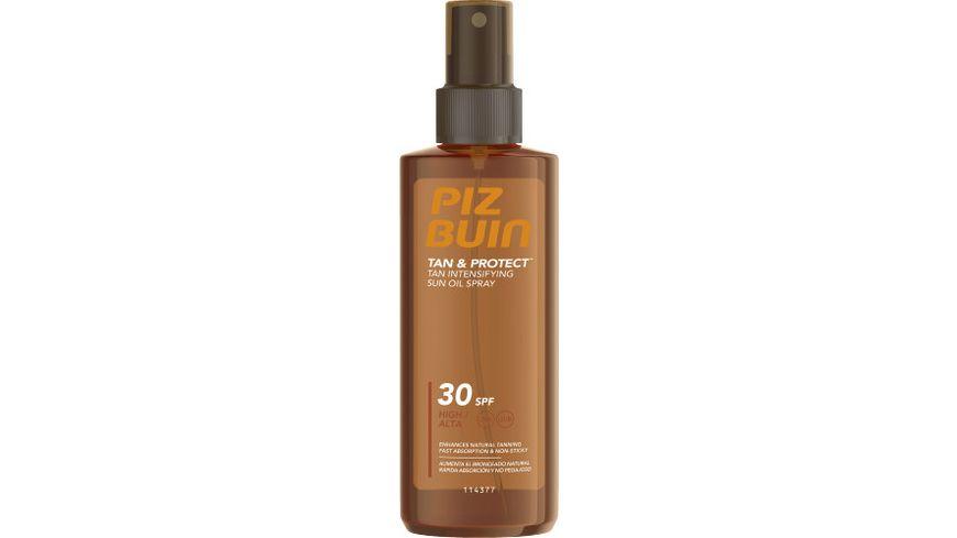 Piz Buin Tan Protect Sonnenoelspray LSF 30