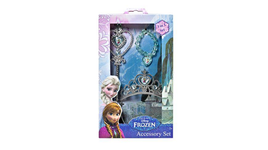 Mercopol Frozen Accessory Set 3 in 1 Set