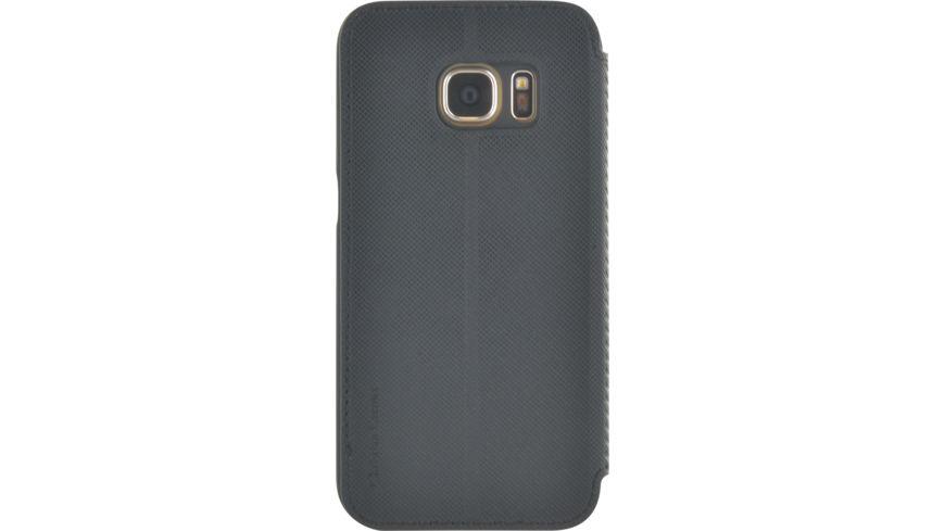 Samsung Galaxy S7 Christian Lacroix Schwarz Tasche