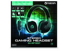NACON Headset GH MP100ST