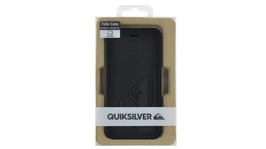 iPhone 6 6S Quicksilver Schwarz Tasche
