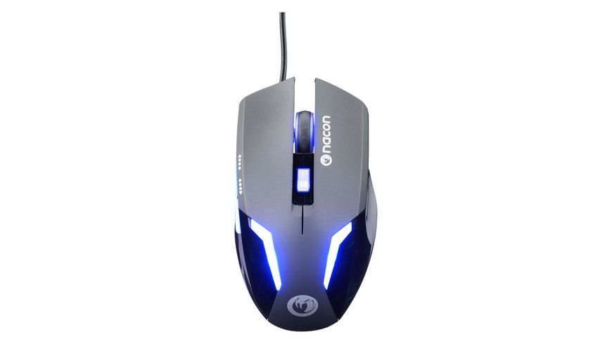 Optical Gaming Mouse GM 105 black max 2400dpi
