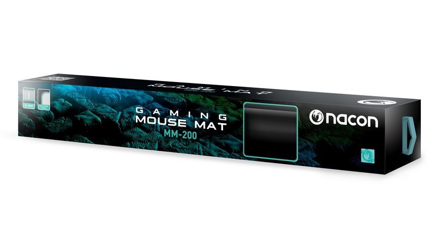 Gaming Mouse Mat MM 200 Abmessung 400 x 320 x 5 mm