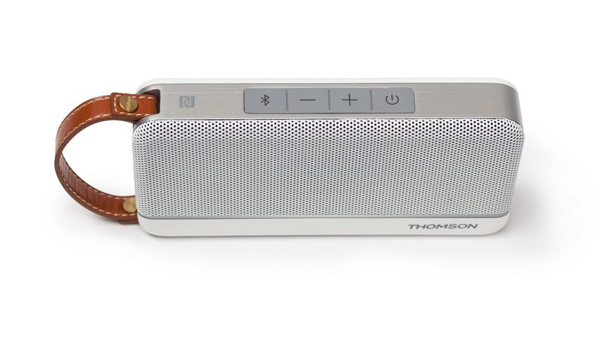Thomson Bluetooth Lautsprecher WS02 Retro White