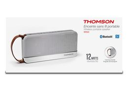 Thomson Bluetooth Lautsprecher WS02 Retro White