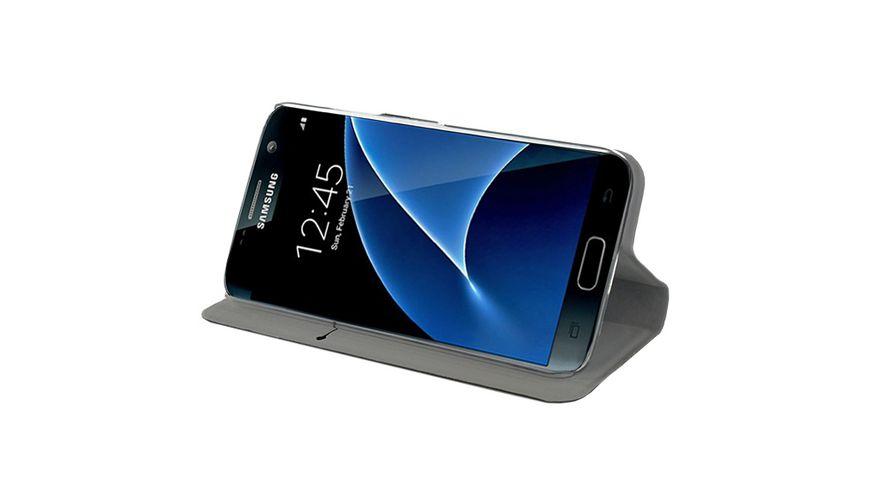 Samsung Galaxy S7 Schwarz Tasche