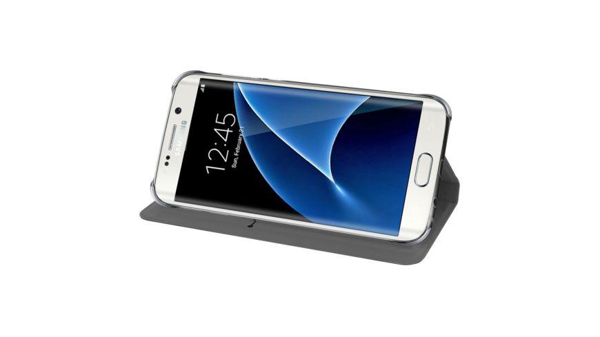 Samsung Galaxy S7 Edge Schwarz Tasche