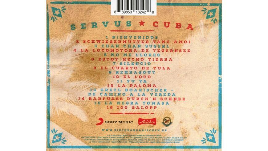Servus Cuba