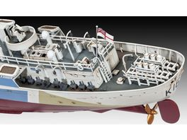 Revell 05132 Flower Class Corvette early