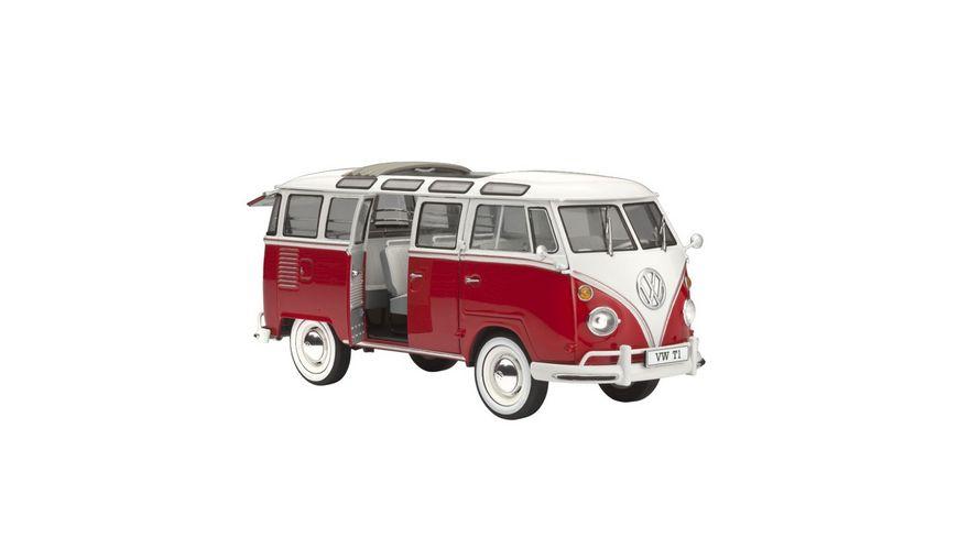 Revell 67399 Model Set Volkswagen T1 SAMBA BUS