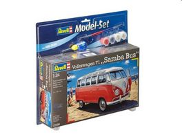 Revell 67399 Model Set Volkswagen T1 SAMBA BUS