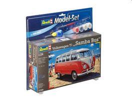 Revell Model Set Volkswagen T1 SAMBA BUS