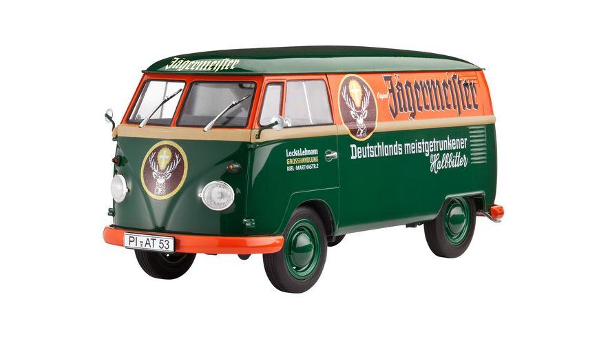 Revell 67076 Model Set VW T1 Kastenwagen