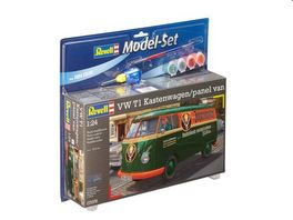 Revell 67076 Model Set VW T1 Kastenwagen