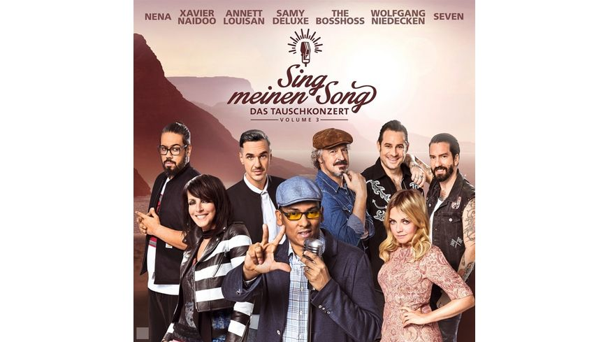 Sing Meinen Song Das Tauschkonzert Vol 3