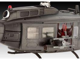 Revell 04983 Modellbau Hubschrauber Bell UH 1H Gunship