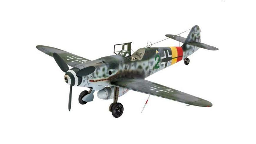 Revell 03958 Modellbau Flugzeuge Messerschmitt Bf109 G 10