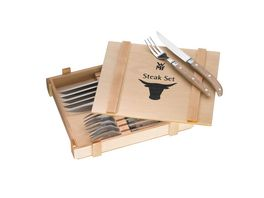 WMF Steakbesteck Set 12 teilig Ranch