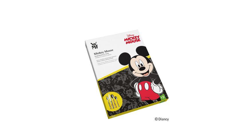 WMF Kinderbesteck 4 teilig Micky Mouse