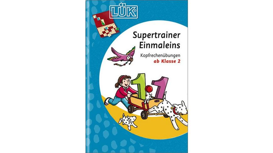 LUeK Supertrainer Einmaleins