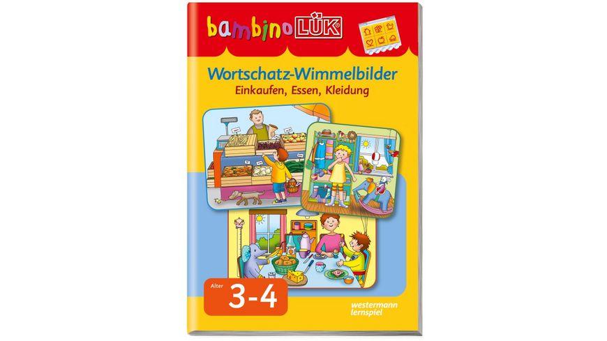 bambinoLUeK Wimmelbilder