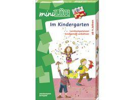 miniLUeK Set Im Kindergarten Lernkompetenzen kindgemaess anbahnen