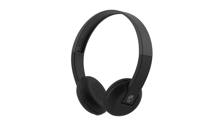 Skullcandy UPROAR ON EAR WIRELESS BLACK GRAY GRAY Headset