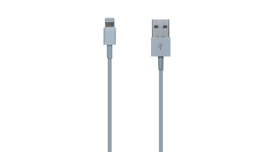 Connect IT Kabel Lightning Lade Sync Kabel Weiss