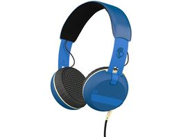 Skullcandy GRIND ON EAR W TAP TECH ILL FAMED ROYAL BLUE Headset