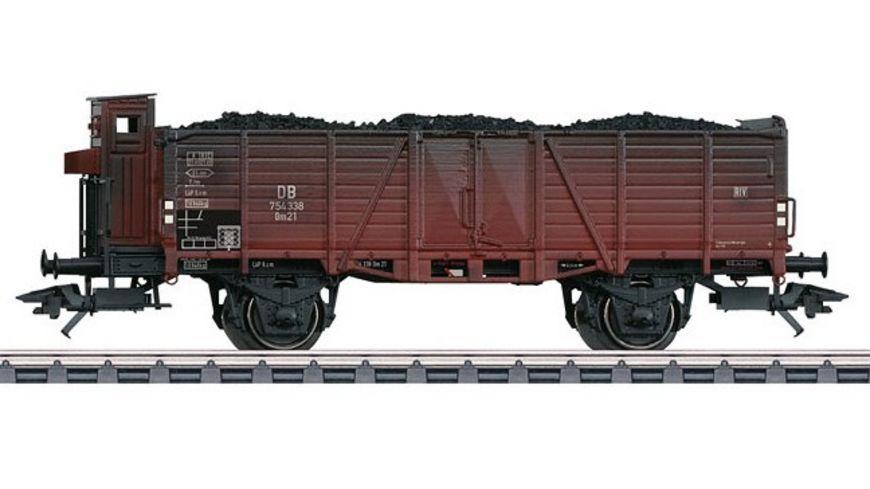 Maerklin 46027 Offener Hochbordwagen Om 21 H0 III DB