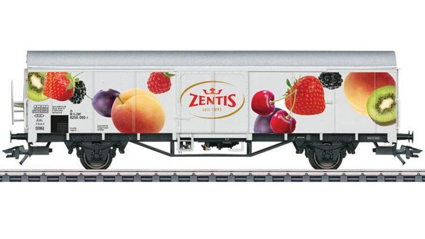 Maerklin 47323 Kuehlwagen Ibblps 379 Zentis H0 VI