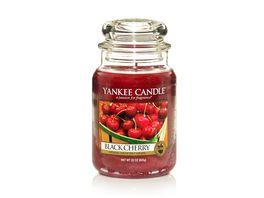 YANKEE CANDLE Grosse Kerze im Glas Soft Blanket