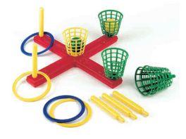 VERVE Ringwurfspiel mit Koerbchen