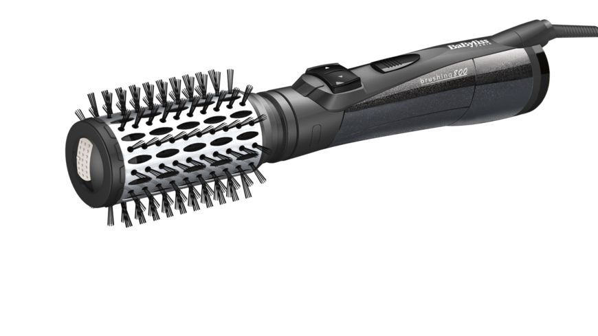 BaByliss Warmluftbuerste AS551E Brush Style 800