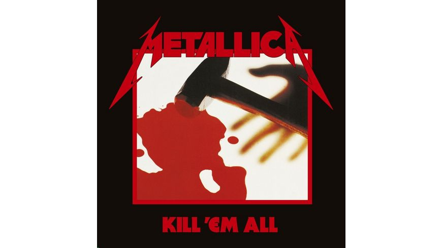 Kill em All Remastered 2016