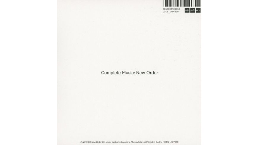 Complete Music 2CD MP3