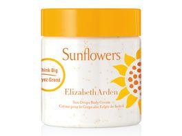 Elizabeth Arden Sunflowers Sundrops Body Cream