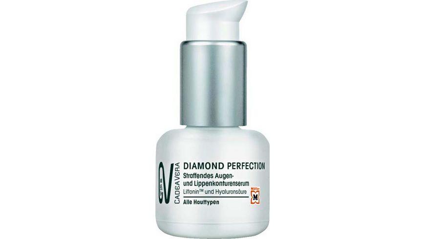 CV Anti Age Dimamond Perfection Straffendes Augen und Lippenkonturenserum