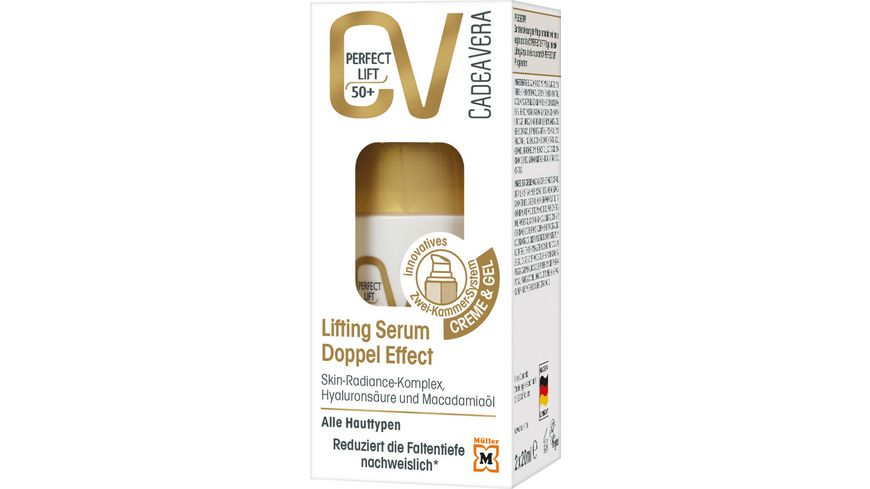 CV Perfect Lift Serum Lifting Doppel Effect