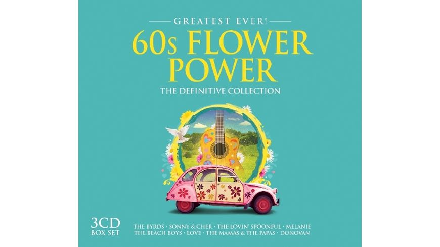 60s Flower Pop Greatest Ever