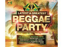 Reggae Party Latest Greatest