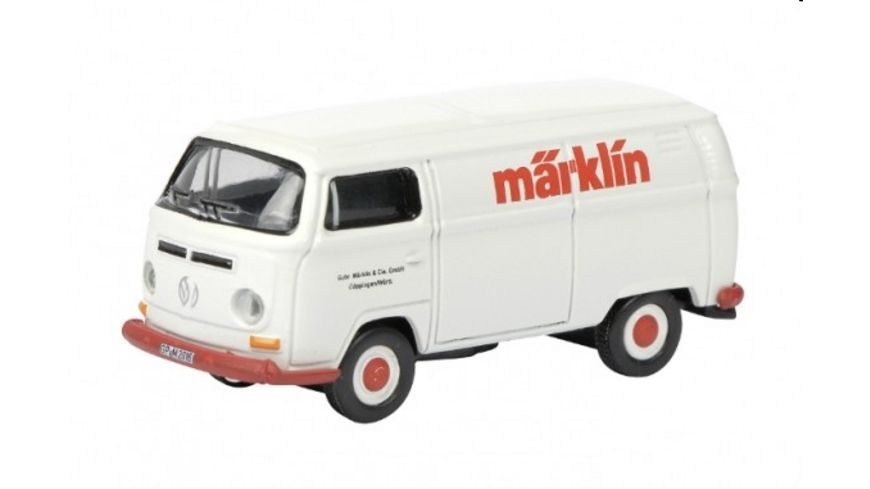 Schuco Edition 1 87 VW T2 Maerklin Kastenwagen