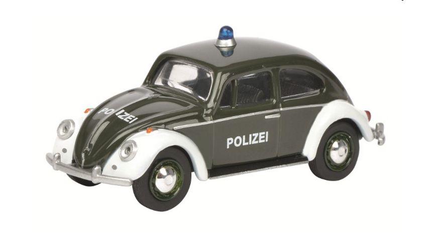 Schuco Edition 1 64 VW Kaefer Polizei