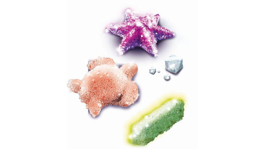 Clementoni Galileo Fluoreszierende Kristalle